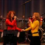Franziska Kiefel und Romy Steinbach mit Liedern von Kurt Demmler