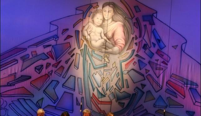 """Wiederaufführung der Rocksuite """"Sixtinische Madonna"""" 2008"""
