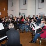 19.01.2013 Probe im Kammermusiksaal der Landesmusikakademie Colditz