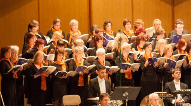 """Konzertreise mit dem """"Magnificat"""" von John Rutter"""