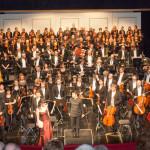 """Unser Chor mit """"Magnificat"""" im 1. Anrechtskonzert im Theater Görlitz am 16.04.2013"""