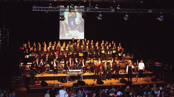 Großer Chor Hoyerswerda, Electra und Sixtinische Madonna in Cottbus
