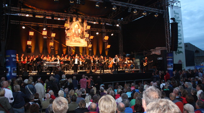 electra Klassik zum Dresdner Stadtfest 2014