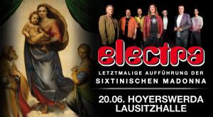 electra Lausitzhalle Hoyerswerda